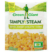 Green Giant Valley Fresh Steamers Extra Sweet Niblets Corn
