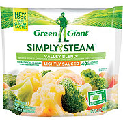 Green Giant Valley Fresh Steamers Healthy Colors