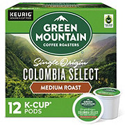 Green Mountain Coffee Colombian Fair Trade Select Medium Roast K-Cups