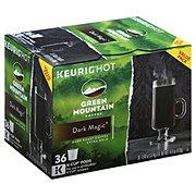 Green Mountain Coffee Dark Magic Value Pack Single Serve Coffee K Cups