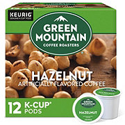 Green Mountain Coffee Hazelnut Light Roast Single Serve Coffee K Cups