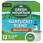 Green Mountain Coffee Nantucket Blend Medium Roast Single Serve Coffee K Cups