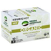 Green Mountain Coffee Organic Peru Cajamarca K-cups