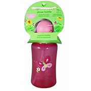 GREEN SPROUTS Aqua Bottle Pink