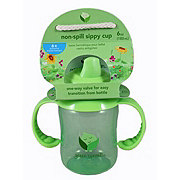GREEN SPROUTS Non Spill Sippy Cup Green