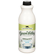 Green Valley Creamery Lactose Free Plain Kefir