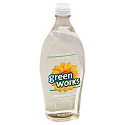 Green Works Free & Clear Natural Dishwashing Liquid