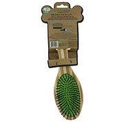 Greenbone Bamboo Double Sided Pet Brush