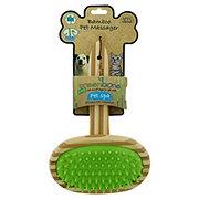 Greenbone Bamboo Pet Massager
