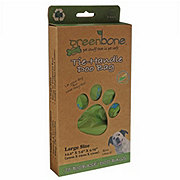 Greenbone Tie Handle Doo Bags
