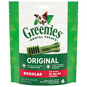 Greenies Original Regular Dog Dental Treats