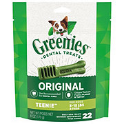 Greenies Original Teenie Dog Dental Treats