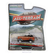 Greenlight Collectibles All-Terrain 1:64 Scale Assorted Die Cast Vehicles