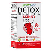 Greenside Detox Skinny Herbal Tea