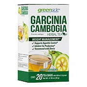 Greenside Garcinia Cambogia Herbal Tea Shop Tea At H E B