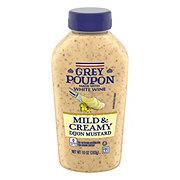 Grey Poupon Dijon Mild & Creamy Mustard