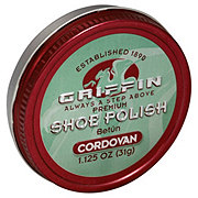 Griffin Shoe Polish Paste Wax Cordovan