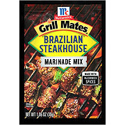 Grill Mates Brazilian Steakhouse Marinade Grill Mates Brazilian Steakhouse Marinade