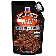 Grill Mates Brown Sugar Bourbon 30 Minute Marinade Grill Mates Brown Sugar Bourbon 30 Minute Marinade