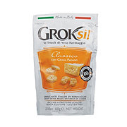 Groksi! Classico Real Cheese Turns Snack