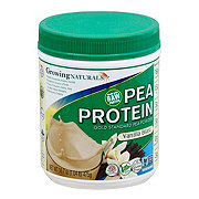 Growing Naturals Yellow Pea Protein Powder, Vanilla Blast
