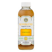 GT's Enlightened Lemonade Organic Raw Kombucha