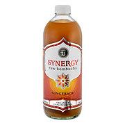 GT's Enlightened Organic Raw Gingerade Kombucha