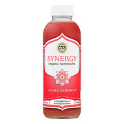 GT's Enlightened Synergy Guava Goddess Kombucha