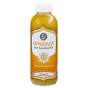 GT's Enlightened Synergy Mystic Mango Kombucha