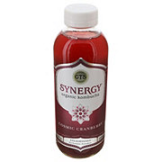 GT's Enlightened Synergy Organic and Raw Cosmic Cranberry Kombucha