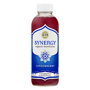 GT's Enlightened Synergy Organic and Raw Gingerberry Kombucha