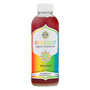 GT's Enlightened Synergy Organic and Raw Trilogy Kombucha