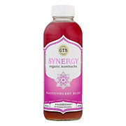 GT's Enlightened Synergy Passionberry Bliss Kombucha