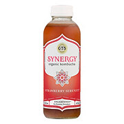 GT's Enlightened Synergy Strawberry Serenity Kambucha