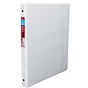 GTC 1/2 Inch View Binder, Assorted Colors