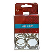 GTC 1 Inch Book Rings