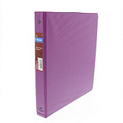 GTC 1 Inch Vinyl Binder, Assorted Colors