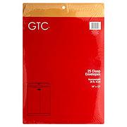 GTC 10 x 13 Inch Clasp Envelopes