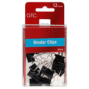 GTC 3/4 Inch Binder Clips