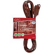GTC 9 FT Brown Indoor Extension Cord