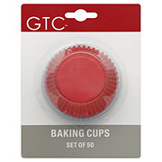 GTC Baking Cups Primary Colors