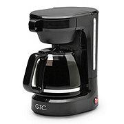 GTC Brand 12 Cup Coffee Maker, Black