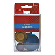 GTC Button Magnets