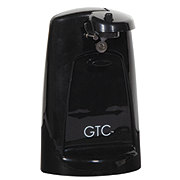 GTC Electric Can Opener, Black