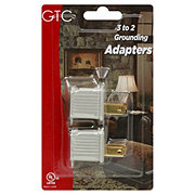 GTC First Alert grounding Adapter