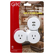 GTC Flexible Outlets With USB