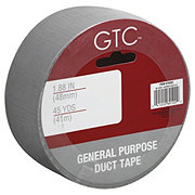 GTC General Purpose Duct Tape 1.88 Inches x 45 Yards