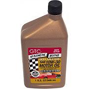 GTC High Mileage 10W-30 Motor Oil