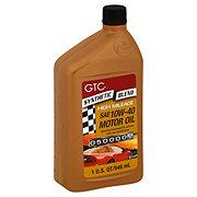 GTC High Mileage 10W40 Motor Oil