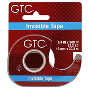 GTC Invisible Tape